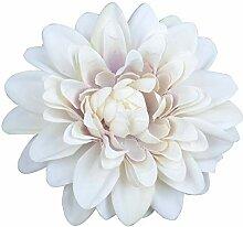 rainbowhh Chrysantheme Kunstseide Blumenkopf Für
