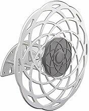 Rainwave Schlauchaufroller aus Aluminium, rostfrei