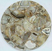 Rajasthan gems handgefertigt Semi Precious gelb