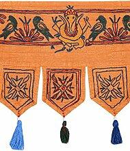 Rajrang Antik Bestickter Türaufhänger,
