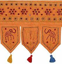 Rajrang Bestickter Türaufhänger, Türdekoration