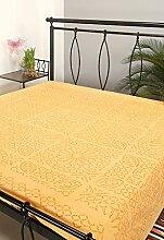 Rajrang Kantha Handarbeit Tagesdecke Baumwolle