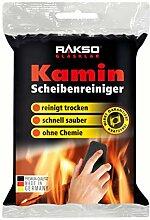 RAKSO Glas-Reiniger für Kamin-Scheiben