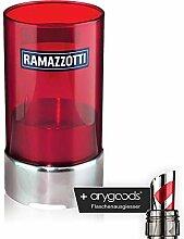 Ramazzotti Windlicht Teelicht Glas Gläser Edel
