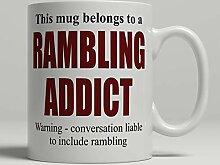 Rambling Mug Rambling Kaffeetasse Rambler