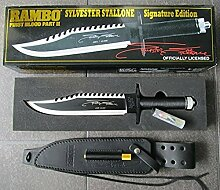 RAMBO 2 - First Blood Part II Messer - lim.