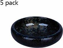Ramekin Dish Japanische Art Side/Sojasauce Teller