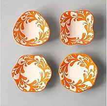Ramekin Dish Serie Ramekin, 4-teilig Mini Ramekins