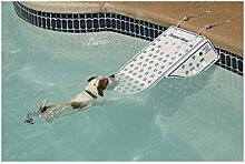 Rampe Rettungsring Pool Skamper Ramp (Band) für Tiere procopi 230160100