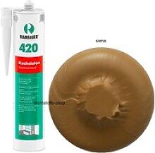 Ramsauer 420 Kachelofen siena 1K Acryl Dichtstoff