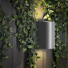 Ranex  Shannon 2-fache LED-Außenleuchte, Wand-/