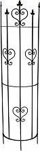 Rankgitter halbrund H 188 cm Spalier Rankhilfe Rankbogen Kletterhilfe