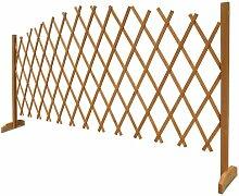 Rankgitter Novato aus Holz Garten Living
