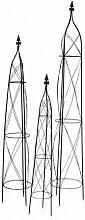 Rankhilfe Obelisk 3 teilig