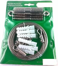 Rankhilfe Seilspanntechnik 10m (Auswahl 10m 20m