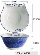 RAP 1 Stück Keramik Porzellan Kreative Nette
