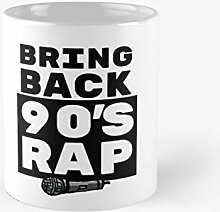 Rap Hip Hop Gift - 90s Rapper Lover Art Music With