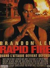 Rapid Fire Poster 03 Metal Sign A4 12x8 Aluminium