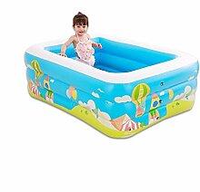 RAPLANC Badewanne Swimming-Pool, aufblasbare