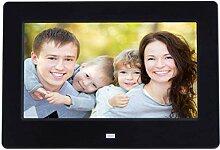 RAPLANC Digitaler Fotorahmen, 7-Zoll-HD-Display