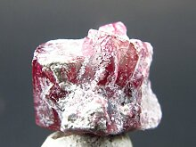 Rare Gem bixbite rot Smaragd Beryl Crystal von