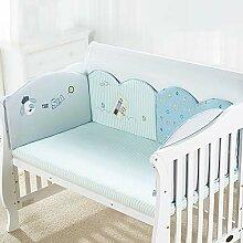 Rart Bettumrandung, Baby-bettwäsche-Set Kollision