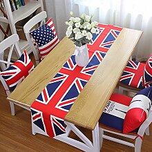 Rart Englisch Baumwolle Tabelle-zähler,Kurze