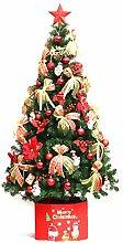 Rart LED Weihnachtsbaum dekoriert,Künstliche