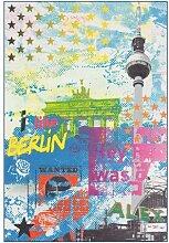 RASANTI 80x150 Teppich Flash 2712 Berlin von Arte