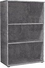 RASANTI Beistellregal KR70 TEMPRA von Forte Beton