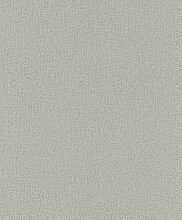 Rasch 309409 Papiertapete mit Struktur, Grau