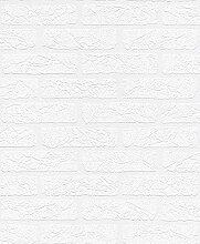 rasch 309627 Relief-Tapete auf Papier,