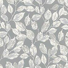 Rasch paperhangings 200430Tapete Wandverkleidung,–Grau (12)