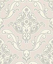 Rasch paperhangings 319637Tapete Wandverkleidung,–Grau (12)