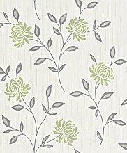 Rasch paperhangings 319811Tapete Wandverkleidung,–Grau (12)