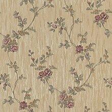 Rasch paperhangings 516616Tapete Wandverkleidung,–braun (12)