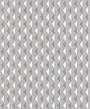 Rasch paperhangings 887907Tapete Wandverkleidung,–Grau (12)