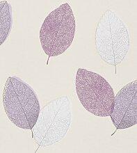 Rasch Papiertapete, lila, 398809