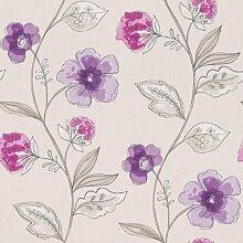 Rasch Papiertapete, pink, 281330