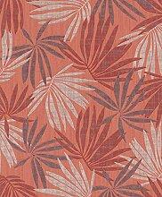 Rasch Tapeten Vliestapete (Grafisch) Rot 10,05 m x