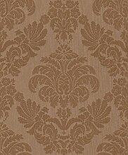 Rasch Textil Tapete 073675 Textiltapete Barock