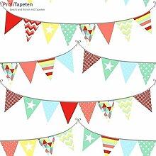 Rasch Textil Tapete Everybody Bonjour 138717
