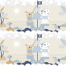 Rasch Textil Tapete Kollektion Favola 303296