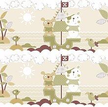 Rasch Textil Tapete Kollektion Favola 303297