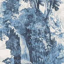 Rasch Textil Tapete - Pompidou 228556