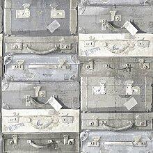 Rasch Textil Tapete Vintage Rules 138212