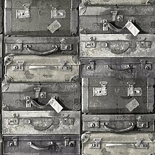 Rasch Textil Tapete Vintage Rules 138216