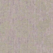 Rasch Textil Vliestapete Onyx Tapete 020048 Blumen lila silber