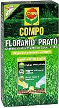RASEN FLORANID Dünger für den Rasen mit Herbiziden AKTION IN EINEM PACK VON 3 KG