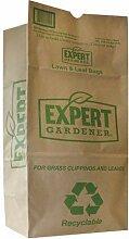 Rasen- oder Laubsack, 5 Karat, 2 Stück